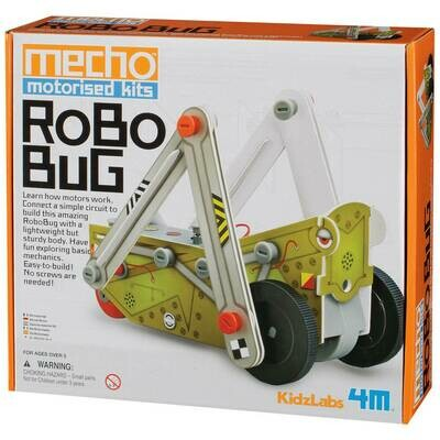 Robo Bug - Mecho Motorised Kits - 4M