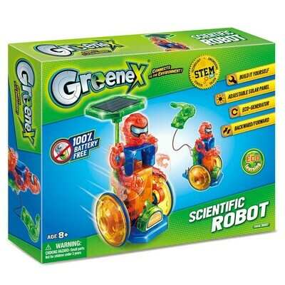 Scientific Robot - GreeneX