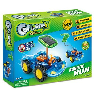Robotic Run - GreeneX
