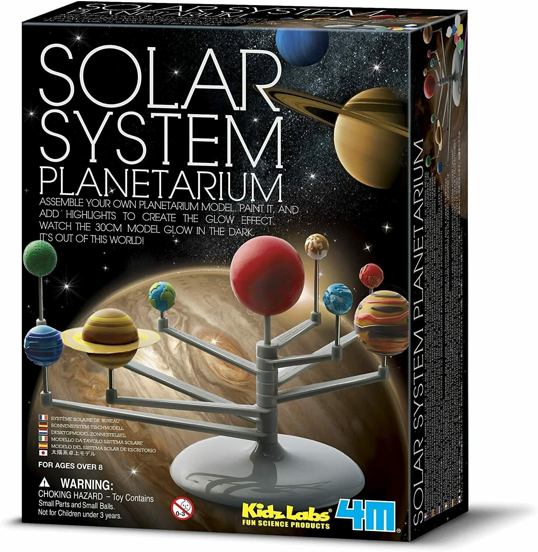 Solar System Planetarium - 4M