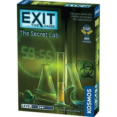 Exit - The Game: The Secret Lab