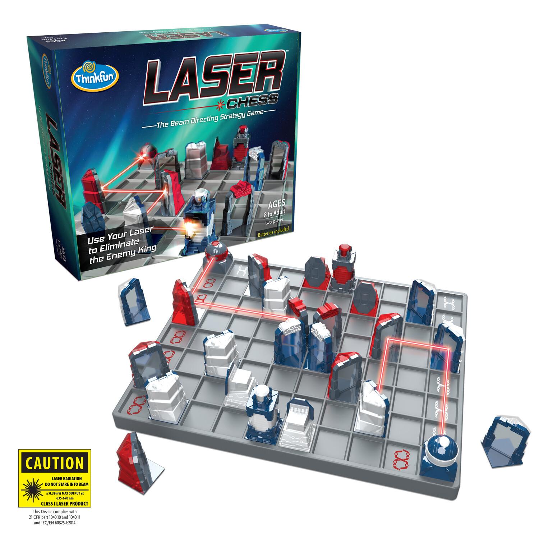 Laser Chess - Thinkfun
