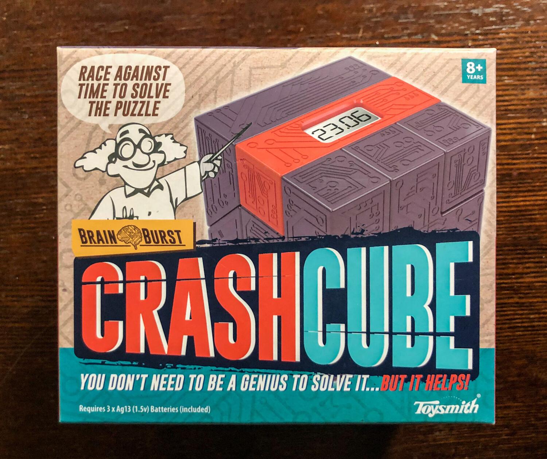 Crash Cube - Brain Burst