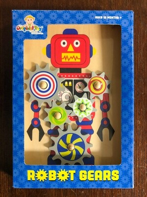 Robot Gears - The Original Toy Co.