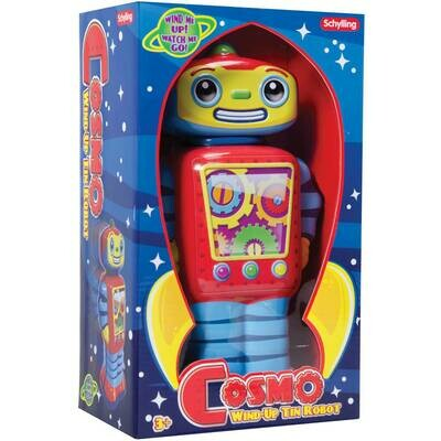 COSMO - Wind-Up Tin Robot - Schylling