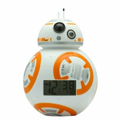 Star Wars BB-8 - Alarm Clock - Bulb Botz
