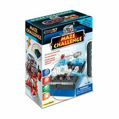 Maze Challenge - Connex
