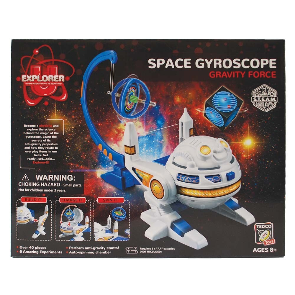 Space Gyroscope - Gravity Force - Explorer