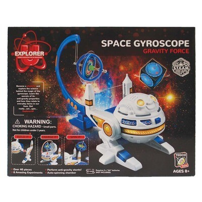 Space Gyroscope - Gravity Force - Explorer