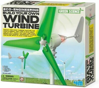 Wind Turbine - Build Your Own - Eco-Engineering