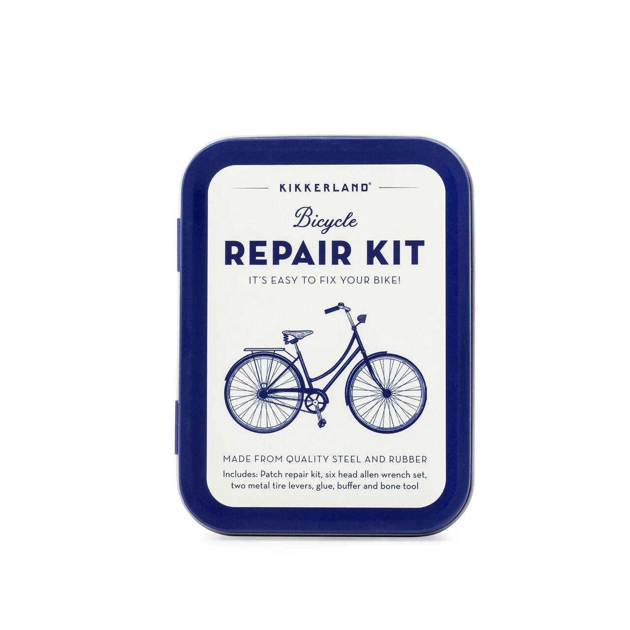Bicycle Repair Kit - kikkerland