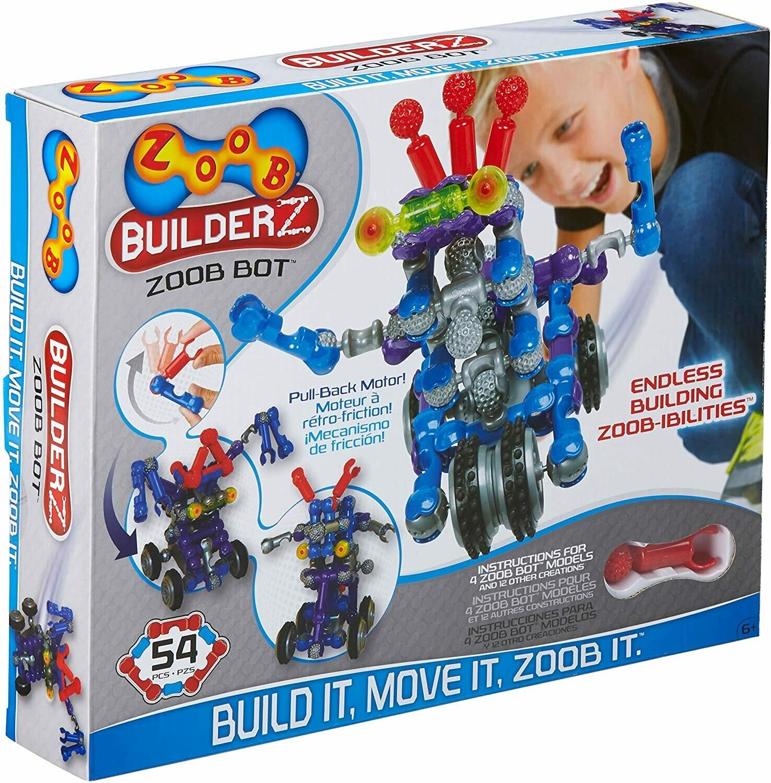 Zoob Builderz - Zoob Bot
