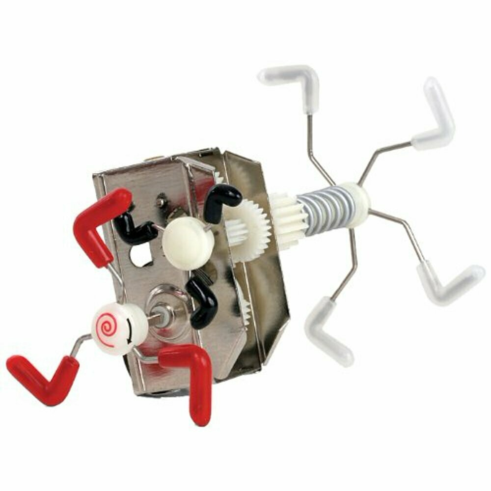 Skidum - Wind-Up Robot - Kikkerland