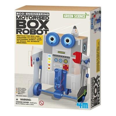 Motorised Box Robot - Eco-Engineering