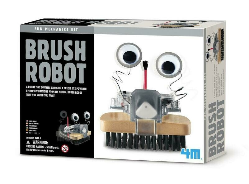 Brush Robot - 4M