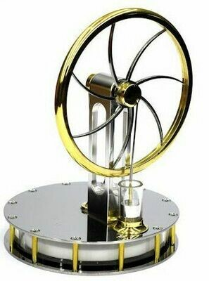 Stainless Steel Stirling Engine - Carl Aero