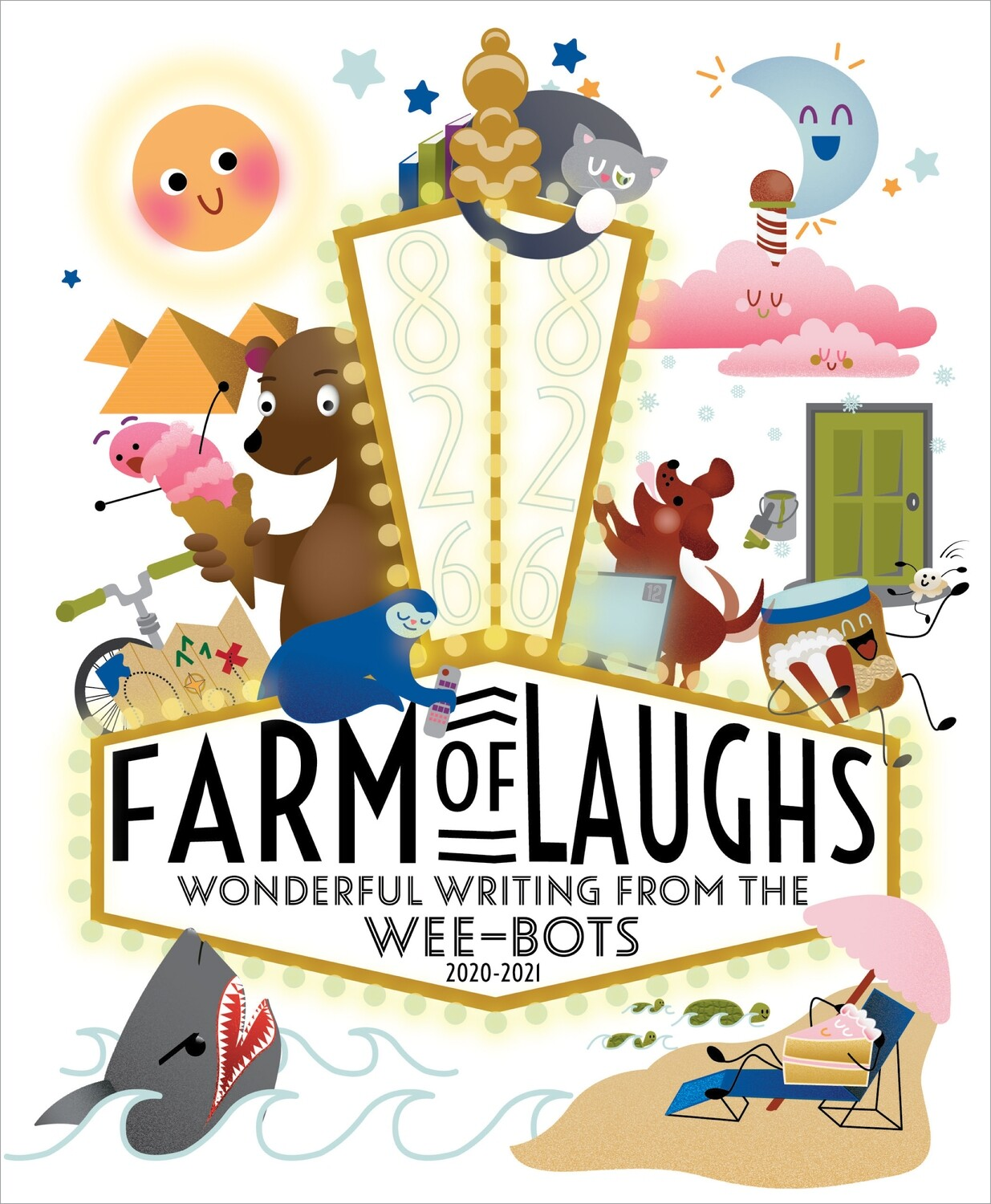 Farm of Laughs—Wonderful Writing from the Wee-Bots