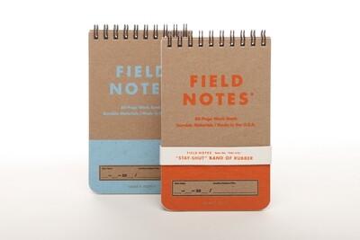 Field Notes - Heavy Duty 2 Pack