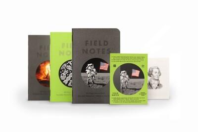 Field Notes - Vignette - 3 Pack