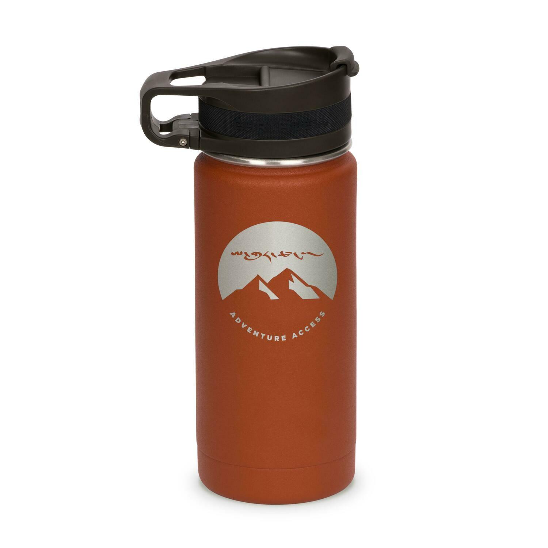 Earthwell 16oz Roaster™ Loop Bottle - Tent Life Collab