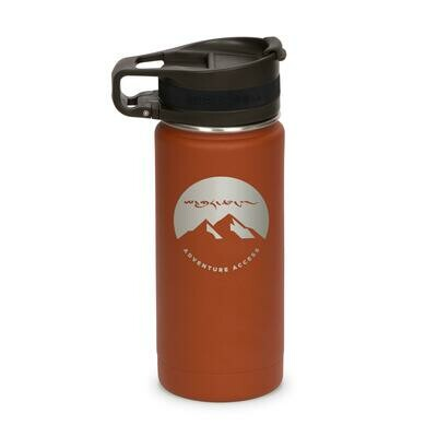 Earthwell 16oz Roaster™ Loop Bottle - Tent Life Collab
