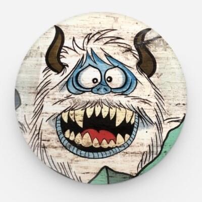 Yeti Button
