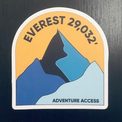 Everest Sticker