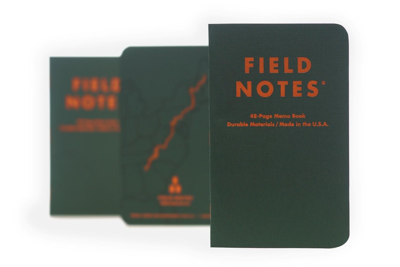 Field Notes - Trailhead Edition