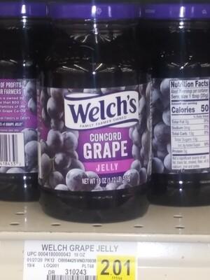 Cash Saver: Welch's Concord Grape Jelly (18oz)