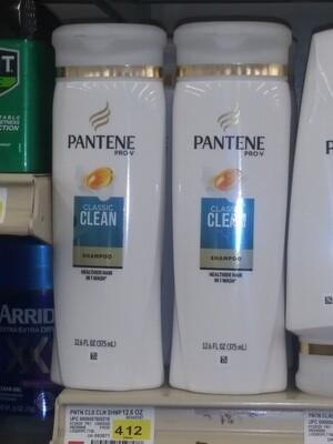 Cash Savers: Pantene Classic Clean Shampoo 12.6fl oz