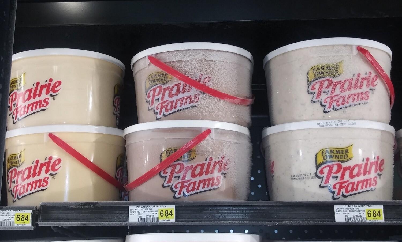 Cash Saver: Prairie Farms Ice Cream 1gal