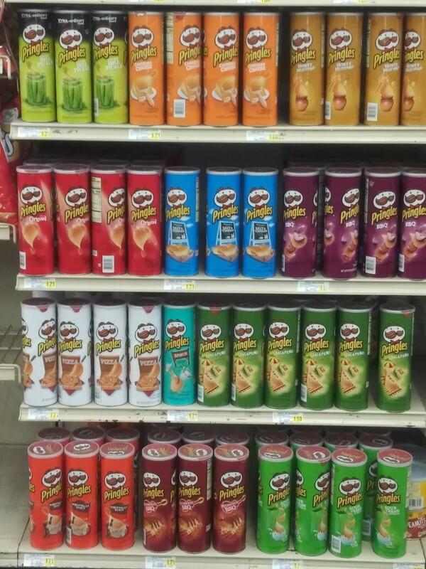 Cash Saver: Pringles Chips