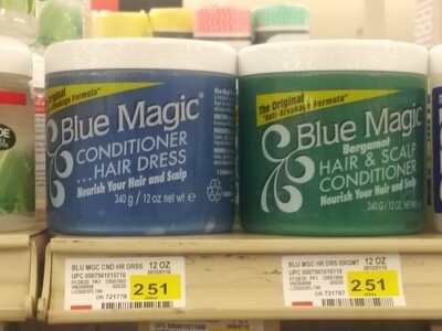 Cash Saver: Blue Magic Hair Dress 12oz