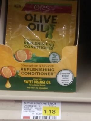 Cash Saver: Ors Olive Oil Conditioner Pack