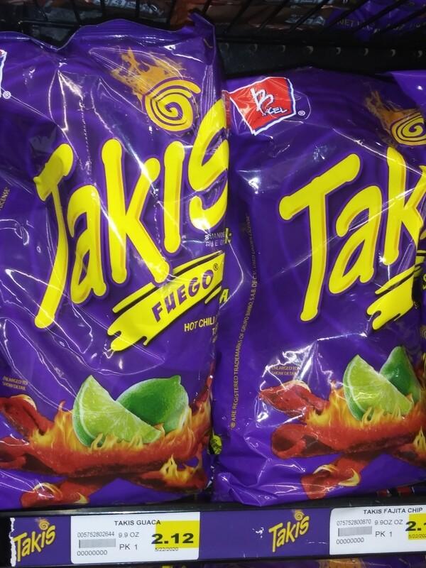 Cash Saver: Takis Chips