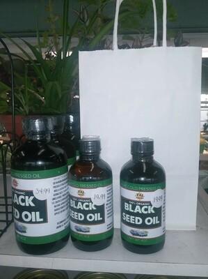 Farmers Market: Black Seed Oil