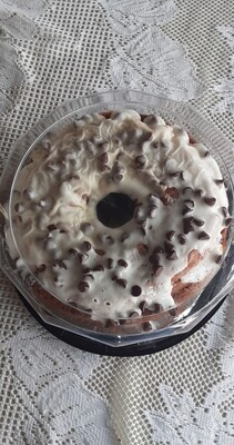 Farmers Market: Chocolate Chip Pound Cake