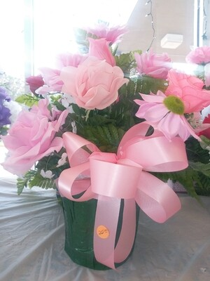 Farmers Market: Betty's Artificial Flowers