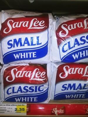 Cash Saver: Sara Lee Classic White Bread