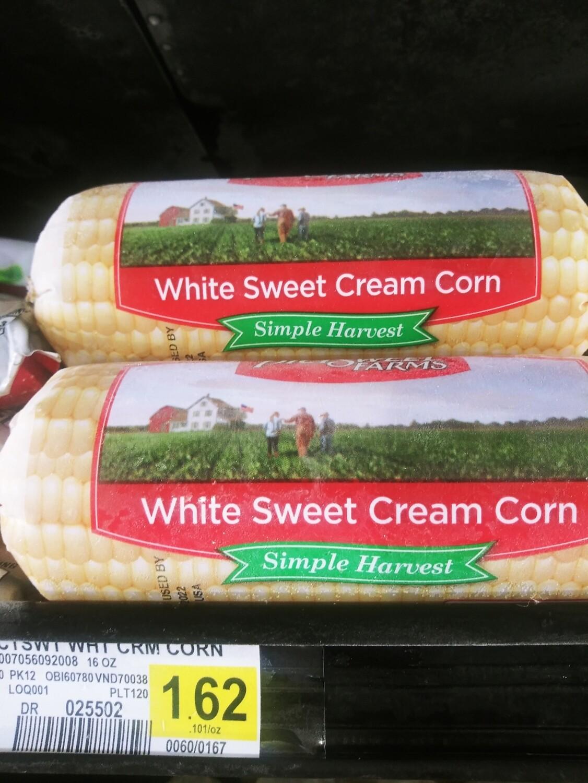 Cash Saver: PictSweeet Farms White Sweet Corn  16oz