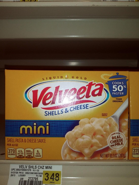 Cash Saver: Velveeta Mini Shells & Cheese 10oz