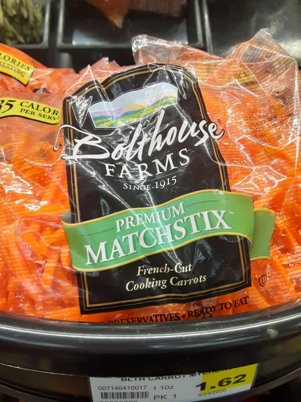 Cash Saver: Bolthouse Farms Fresh Cute Carrots