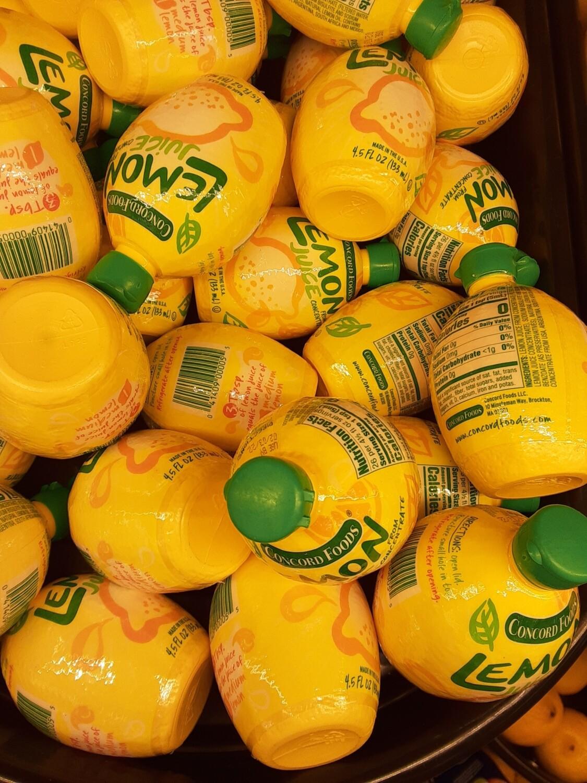 Cash Saver: Concord Foods Lemon Juice
