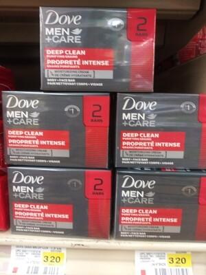 Cash Saver: Dove Men+Care 2pack