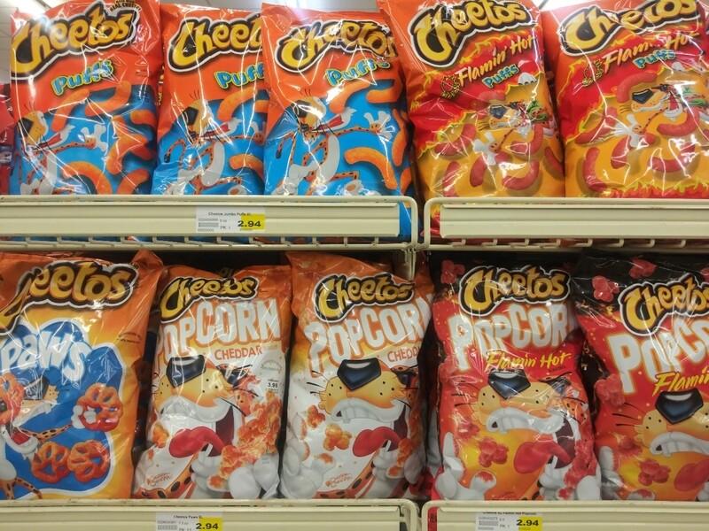 Cash Saver: Cheetos