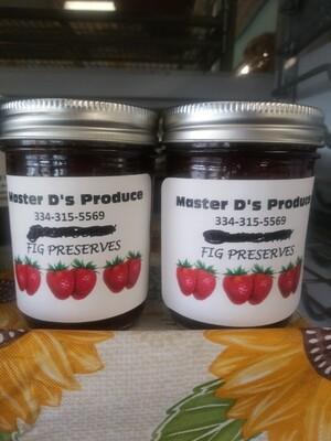 Farmers Market: Fig Preserves