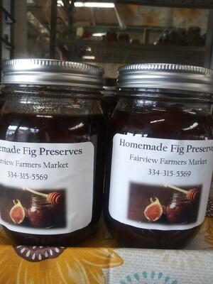 Farmers Market: Homemade Fig Preserves