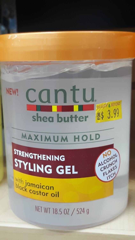 Cantu Shea Butter Maximum Styling Gel