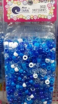 Tara Hair Accessories (Blue,clear,dark Blue Clear, White, Light blue)