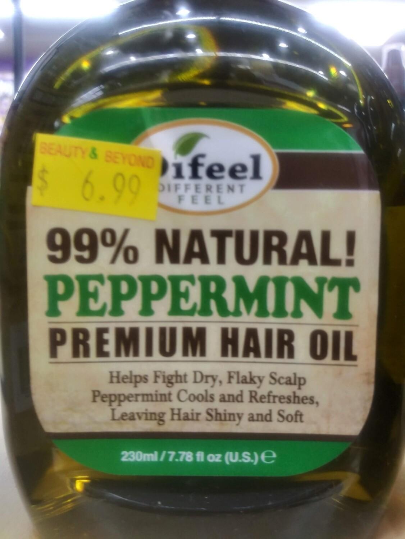 Pifeel Peppermint Premium Hair Oil